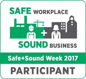 safe and sound week participant 2017 osha