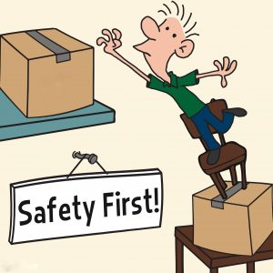 safety first comic injury prevention silvey whitepaper